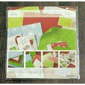 Creative Memories Candy Cane Album Kit